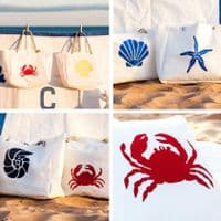 Recycled Sailcloth Beach Bags | Upcycled Sailcloth
